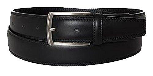 Ceinture homme leather black /100cm 40