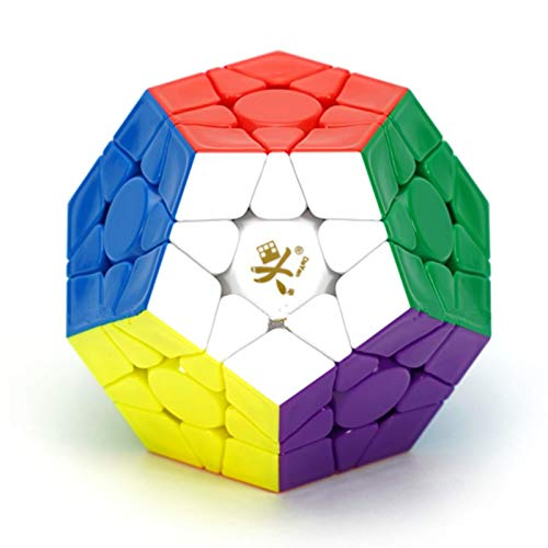 Cuberspeed Dayan Megaminx V2 stickerless Speed Cube Puzzle