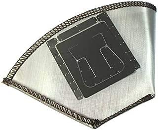 EuroKitchen 河西 コーヒーフィルター 口径(外径) 約55mm~80mmのカップに対応 くり返し使えるコーヒードリップバッグ EUHRTA1