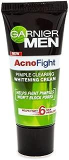 Garnier Men Acno Fight Pimple Clearing Whitening Cream, 20g