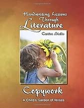 Handwriting Lessons Through Literature: A Child's Garden of Verses - Cursive Italic