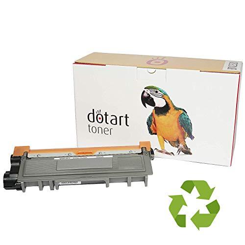 Cartucho de tóner negro 2600págs. compatible con impresora Brother TN-2320, DCP-L2500, DCP-L2520, DCP-L2540, DCP-L2560, DCP-L2700, HL-L2300, HL-L2320, HL-L2340, HL-L2360, HL-L2365, HL-L2380, MFC-L2700