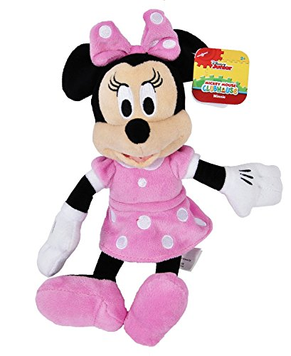 Disney Gang 9 Bean Plush Mickey Minnie Mouse Donald Pluto Goofy - by Disney 3