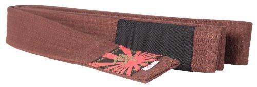 Hayabusa Pro Jiu Jitsu A4 Belt, Brown
