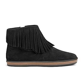 Aerosoles Women s Good Fun Boot Black Suede 7 M US