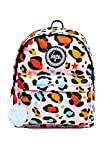 HYPE STAR LEOPARD BACKPACK