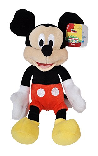 Disney Gang 9 Bean Plush Mickey Minnie Mouse Donald Pluto Goofy - by Disney 2