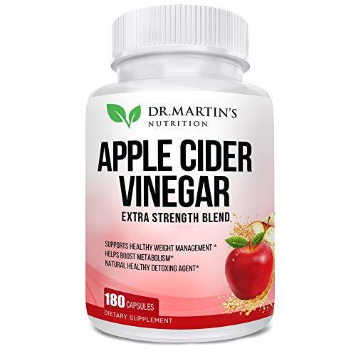 Dr Martin's Nutrition Apple Cider Vinegar Pills