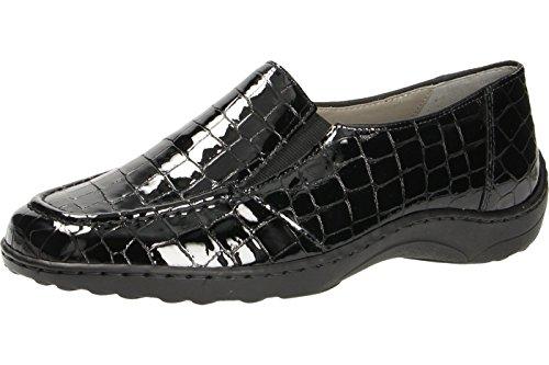 ARA Damen Slipper SHO.Leder Creme SCHWARZ 75ML 12-41010-01 grau 262