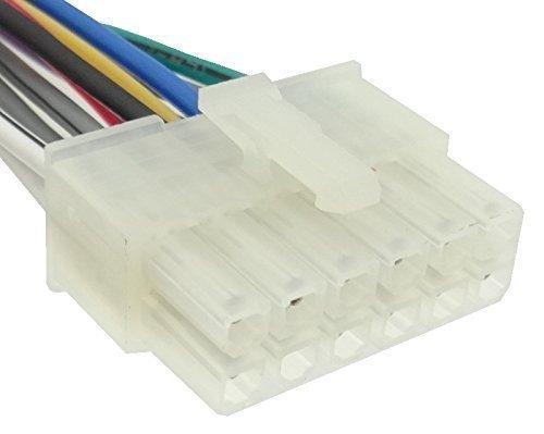 PIONEER (06) Autoradio Kabel Radio Adapter Stecker ISO Anschlusskabel Kabelbaum