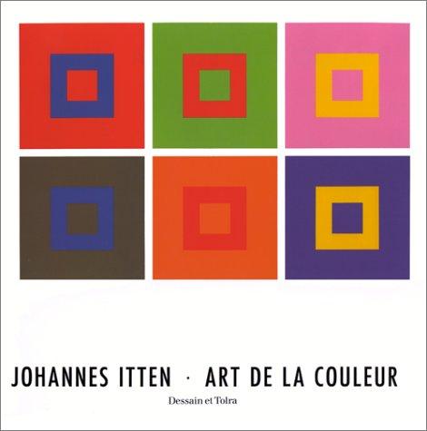 ART DE LA COULEUR