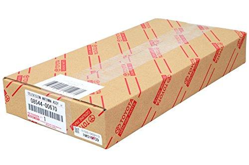 トヨタ(TOYOTA) トヨタ純正 ナビゲーション用フィルムアンテナ・コードセット 08544-00670