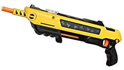 BUG-A-SALT 2.0 from Skell, Yellow table salt loading gun for shooting insects