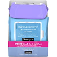 3-Pack Neutrogena Makeup Remover Cleansing Towelettes