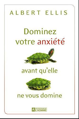 Dominez votre anxiété avant qu'elle ne vous domine