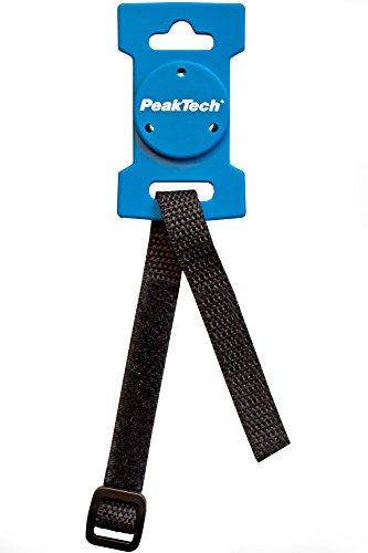 PeakTech- Soporte magnético multiusos para herramientas y medidores/Juego de fijación/Accesorio de medida, 1 unidad, P 7100