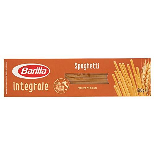 Barilla Pasta Spaghetti Integrali, 500g