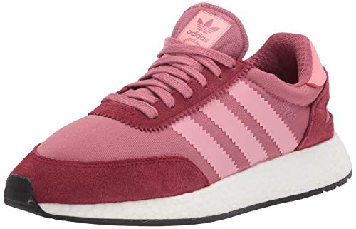Adidas I-5923 Athletic para mujer, Rosa (Trace Maroon/Super Pop/Noble M), 37 EU