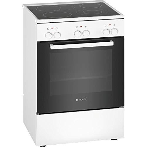 Bosch HKA090220 Herd (Elektro/Freistehend) / 60 cm/Temperaturregelung von 50 °C - 275 °C/Schnellaufheizung