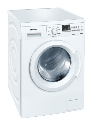 Siemens WM14Q3D1 - Lavadora (Independiente, Color blanco, Frente, 7 kg, 1400 RPM, A)