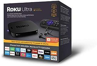 Roku Ultra | HD/4K/HDR Streaming Media Player.Now...