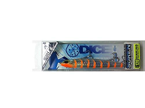 Jackall Suren 120S Sinking Pencil Lure Core Border Constant Guigo (4268)