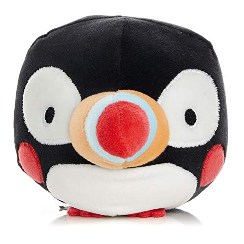 Kids Preferred Cuddle Pal - Toby The Toucan - Small Round Huggables - Stuffed Animal Plush 5 Inches