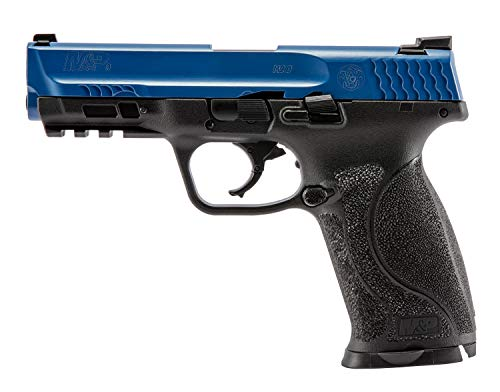 Umarex T4E Smith & Wesson M&P M2.0 .43 Caliber Training Pistol Paintball Gun Marker, LE Blue, 229212