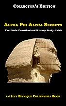 Best alpha phi alpha fraternity secrets Reviews