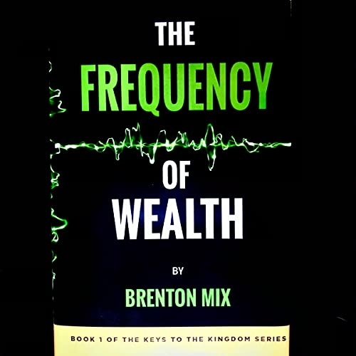 『The Frequency of Wealth』のカバーアート