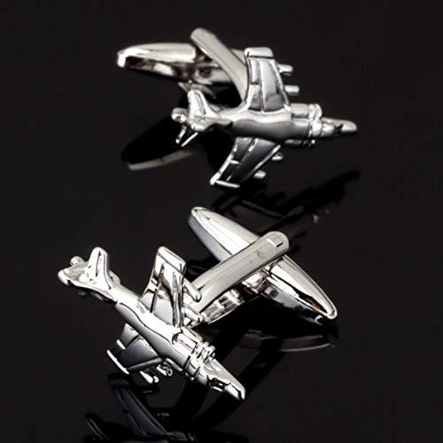 ZXWDL manchetknopen 18 nieuwe high-end herenhemd manchetknopen fiets/motorfiets/vliegtuig-manchetknopen Transport Series manchetknopen