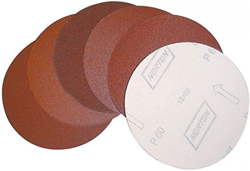 Schleifscheiben Klett K60 für Güde Band- & Tellerschleifer 6500 PRO