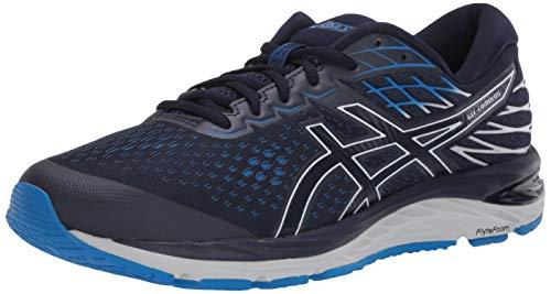 ASICS Men's Gel-Cumulus 21 Running Shoes, 14M, Midnight/Midnight