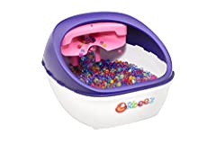 Give your feet a treat with the soothing massage of the Orbeez Ultimate Spa. Feel the cascading waterfall of Orbeez on your feet. With a built-in strainer, heating your Orbeez is easy. The larger foot area makes the Spa perfect for all ages to enjoy....