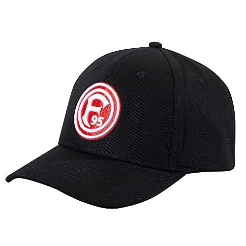 Fortuna Düsseldorf Baseball-Cap schwarz Einheitsgröße