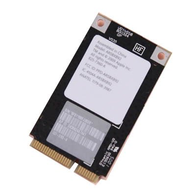 Apple AR5BXB92 Airport Extreme Card 802.11N for MAC PRO,MACBOOK,MACBOOK PRO