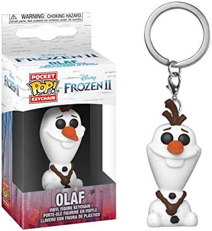 Funko Pop Keychain Frozen 2 Olaf product image