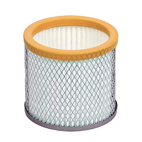 chimeneas y barbacoas Bid/ón aspirador de cenizas para estufas Tubo met/álico flexible de 85/cm Con filtro HEPA protegido por una malla met/álica con lanza de 20 cm Filtro de recambio 800751.