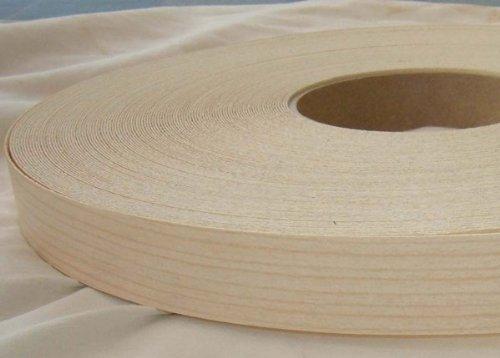 Ribete de arce de hierro en pegado antes de cinta de 22 mm de ancho de varias longitudes ... Gastos de envío gratis 5 m