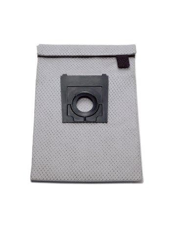 Siemens Textilfilter für Staubsauger, VZ10TFG, wiederverwendbar, textiler Dauerstaub-Beutel, Original-Zubehör, ideal für Bodenstaubsauger