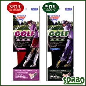 【ソルボ/SORBO】DSISソルボゴルフ(【MEN'S】M(25.0-26.0cm)【61864】,【MEN'S】ブラック)