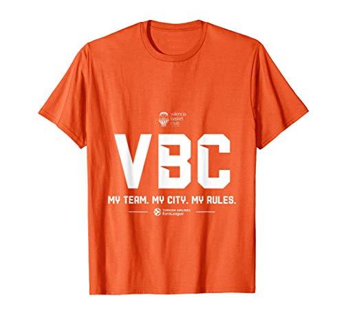 Valencia Basket (orange) Camiseta