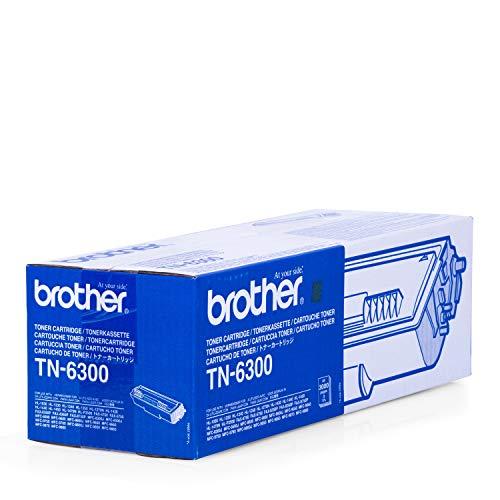 Brother TN6300 - Schwarz - Original - Tonerpatrone - für Brother DCP-1200, HL-1230, 1240, 1250, 1270, 1430, 1440, 1450, 1470, P2500, MFC-8600, 9600