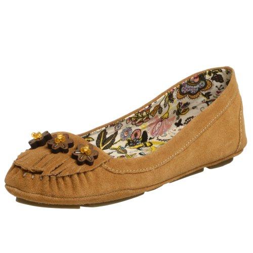 BC Footwear Damen Wetterfahne Flach, Beige (hautfarben), 42 EU