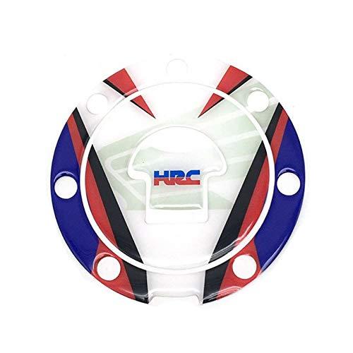 Tank Protector Sticker for Hon-da CBR VFR CB NSR VTR CBF CBX All 125 250 400 600 900 1000 Motorcycle 3D Fuel Tank Cap Decal Protection Stickers G