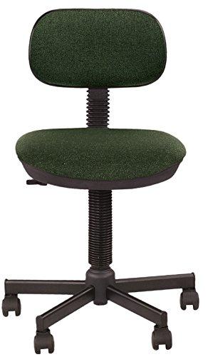 BAMBO- Chaise DE Bureau Enfant Ergonomique, Hauteur du SIÈGE 42 cm-56 cm. Hauteur Dossier RÉGLABLE/PIVOTANT A 360°. Prix Discount. (Vert)