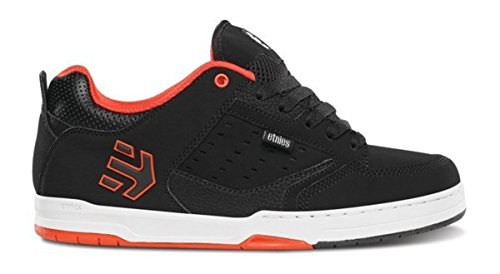Etnies Skateboard Schuhe Cartel Black/Red/White Shoes, Schuhgrösse:40