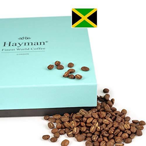 100% Café Blue Mountain de la Jamaïque - En grains - L'un des meilleurs cafés du monde, fraîchement torréfié pour vous!
