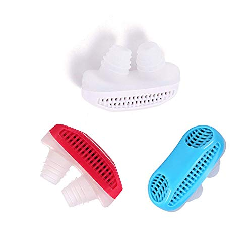 Anti Snoring &Air Purifier Comfortable Sleep to Prevent Snoring Air Purifying Respirator(Red, Blue, White)