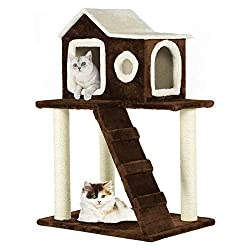 Top 5 Best Cat Tree Houses 2020